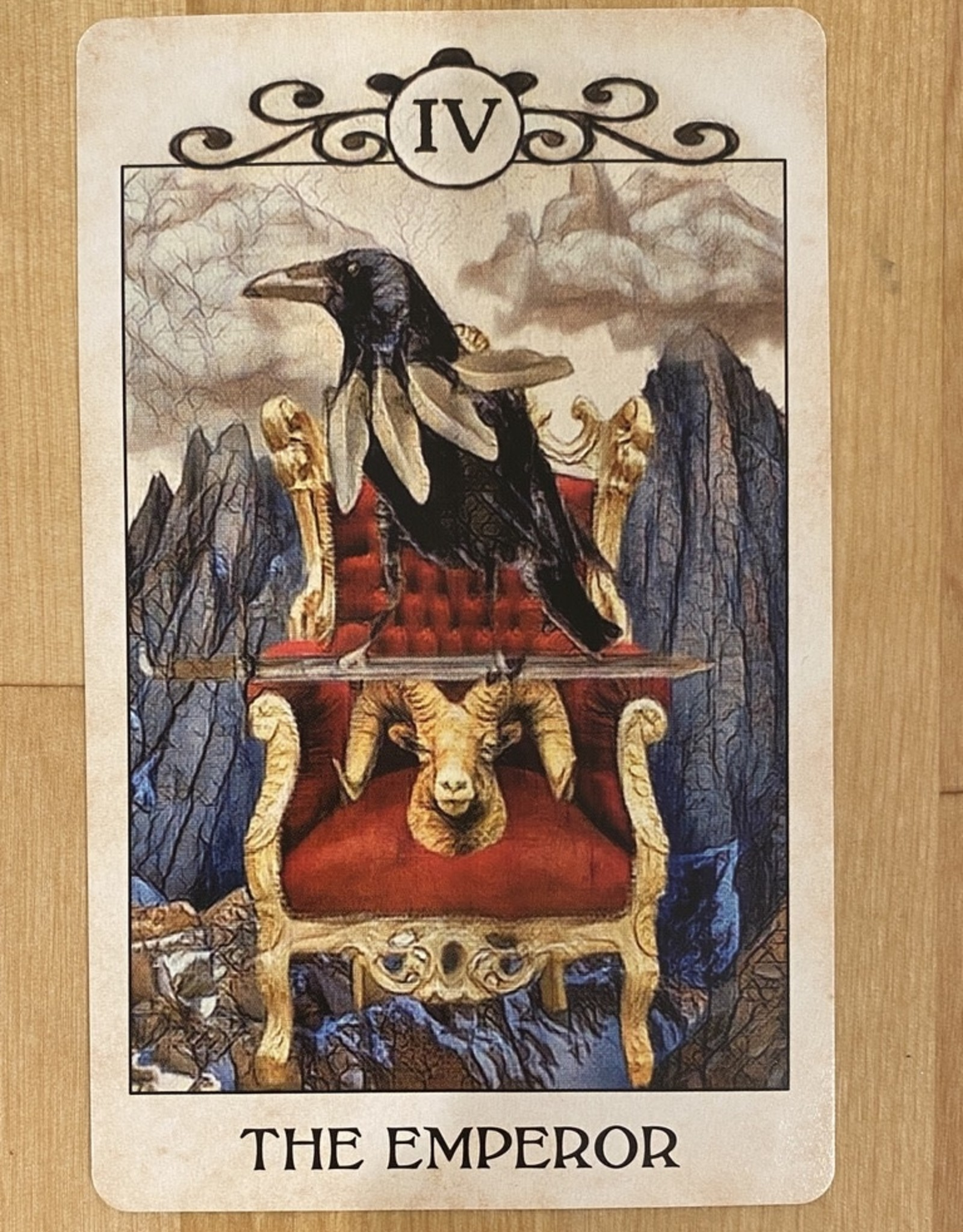 Crow Tarot