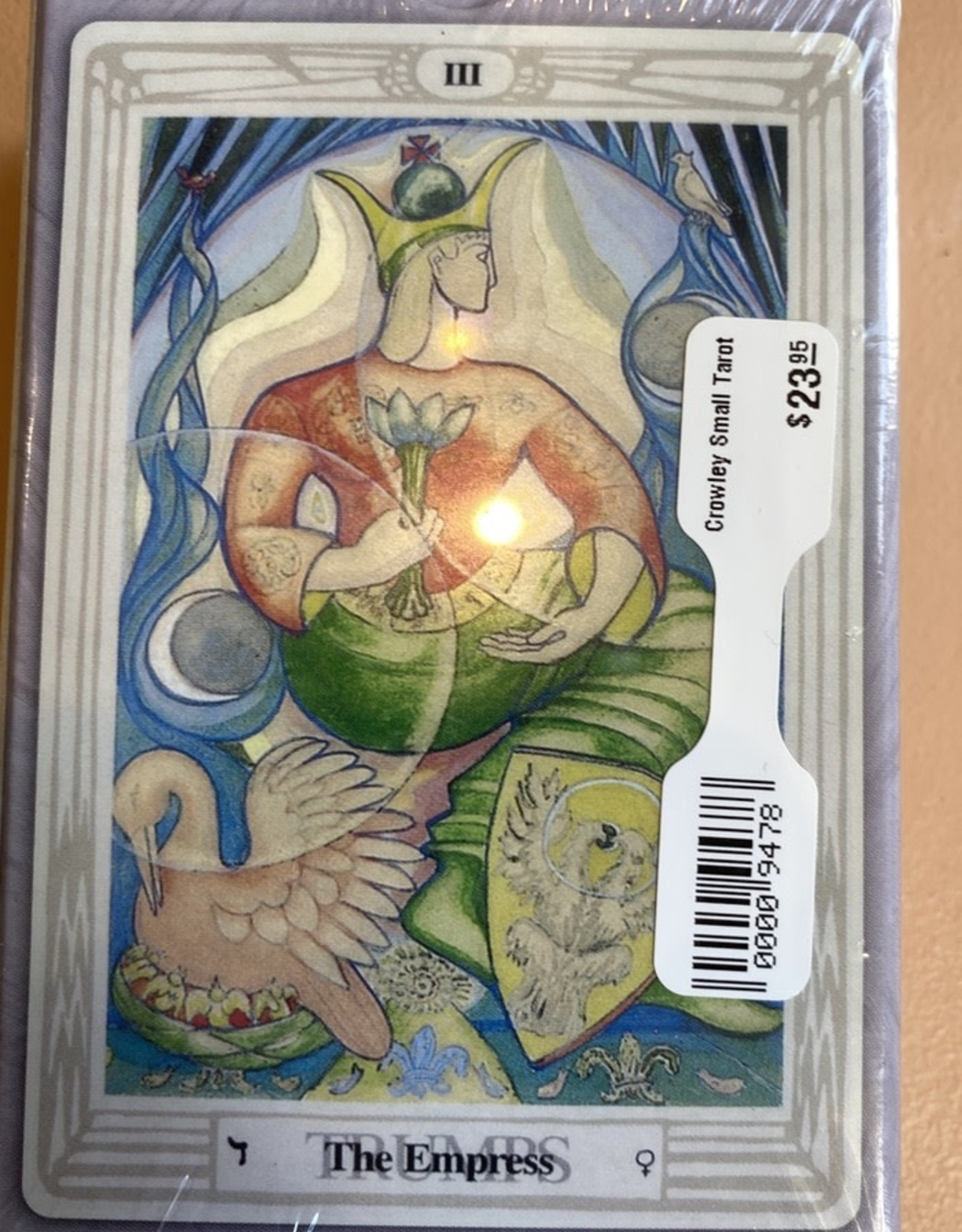 US Games System Inc Crowley Small Tarot