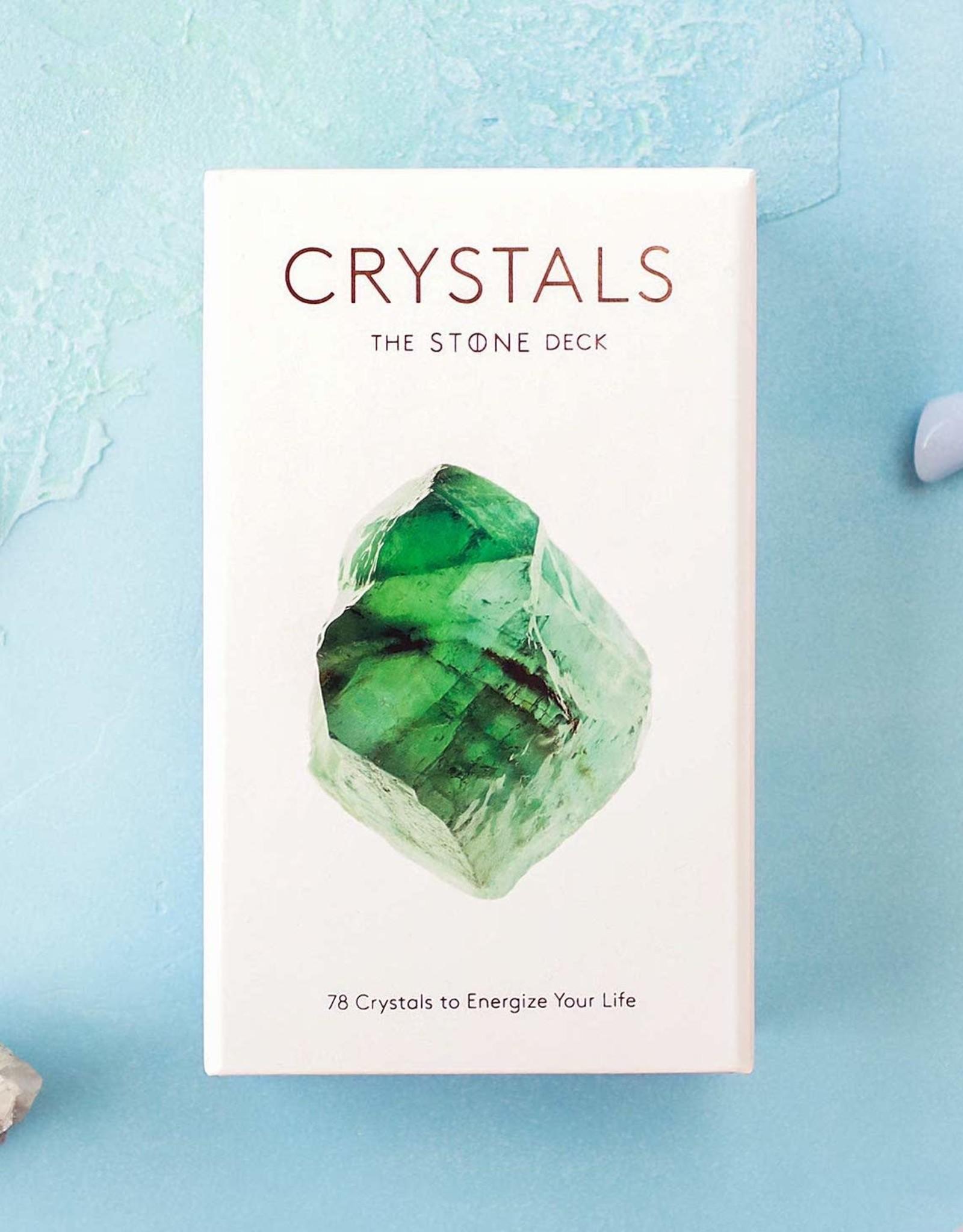 Crystals Stone Deck