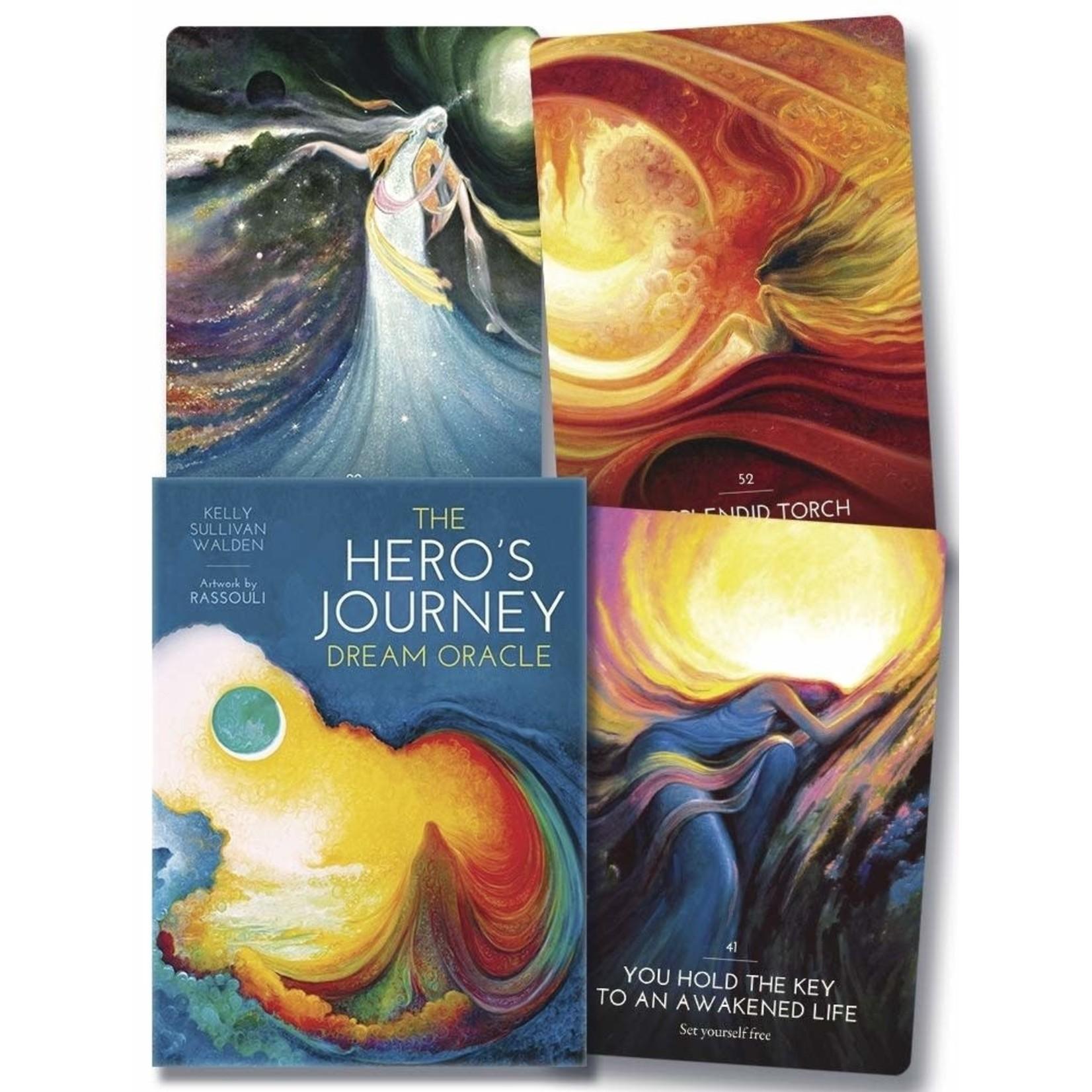 Hero's Journal Dream Oracle