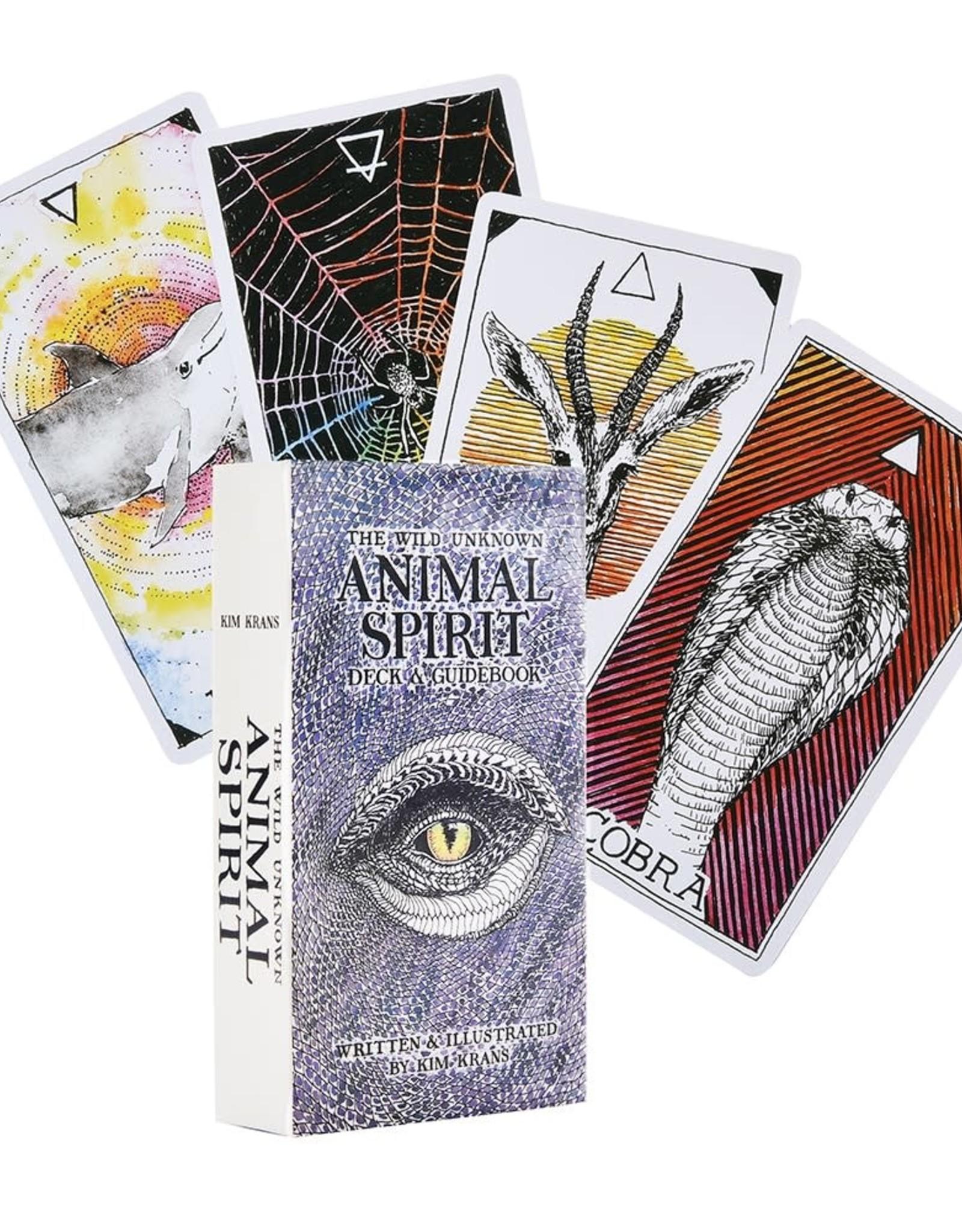 Wild Spirit Animal Deck