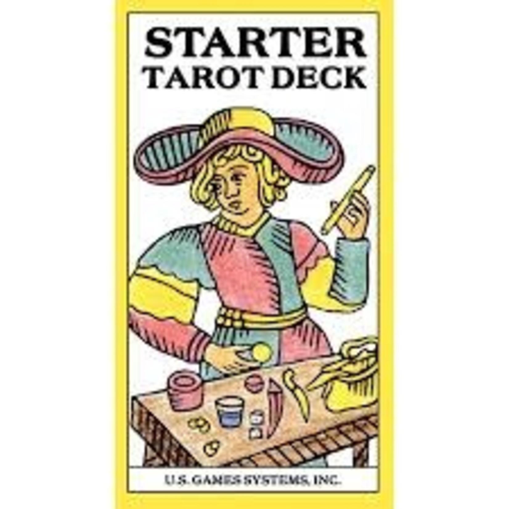 Starter 78 Tarot Deck