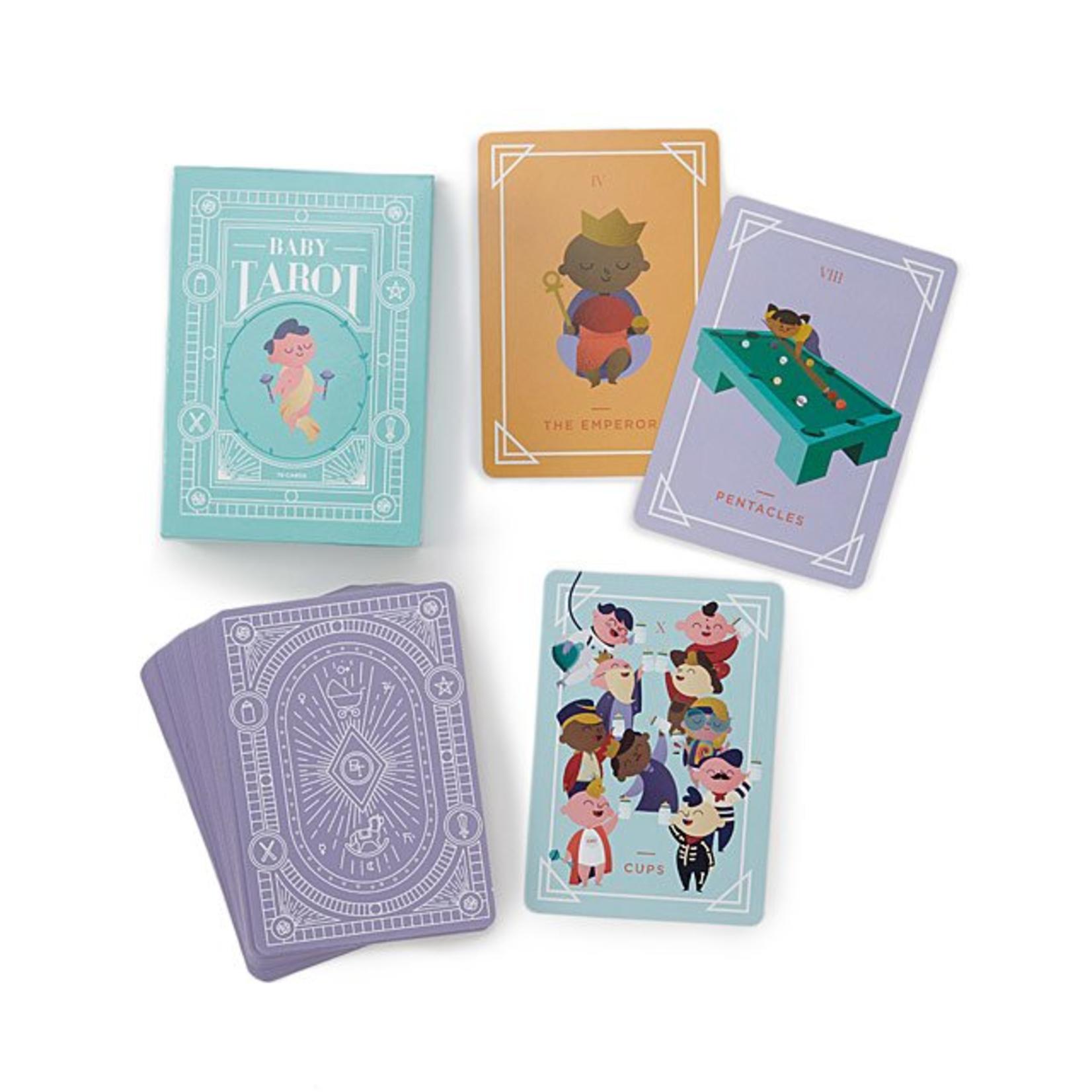 Baby Tarot Card