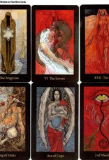 The Mary-El Tarot Book