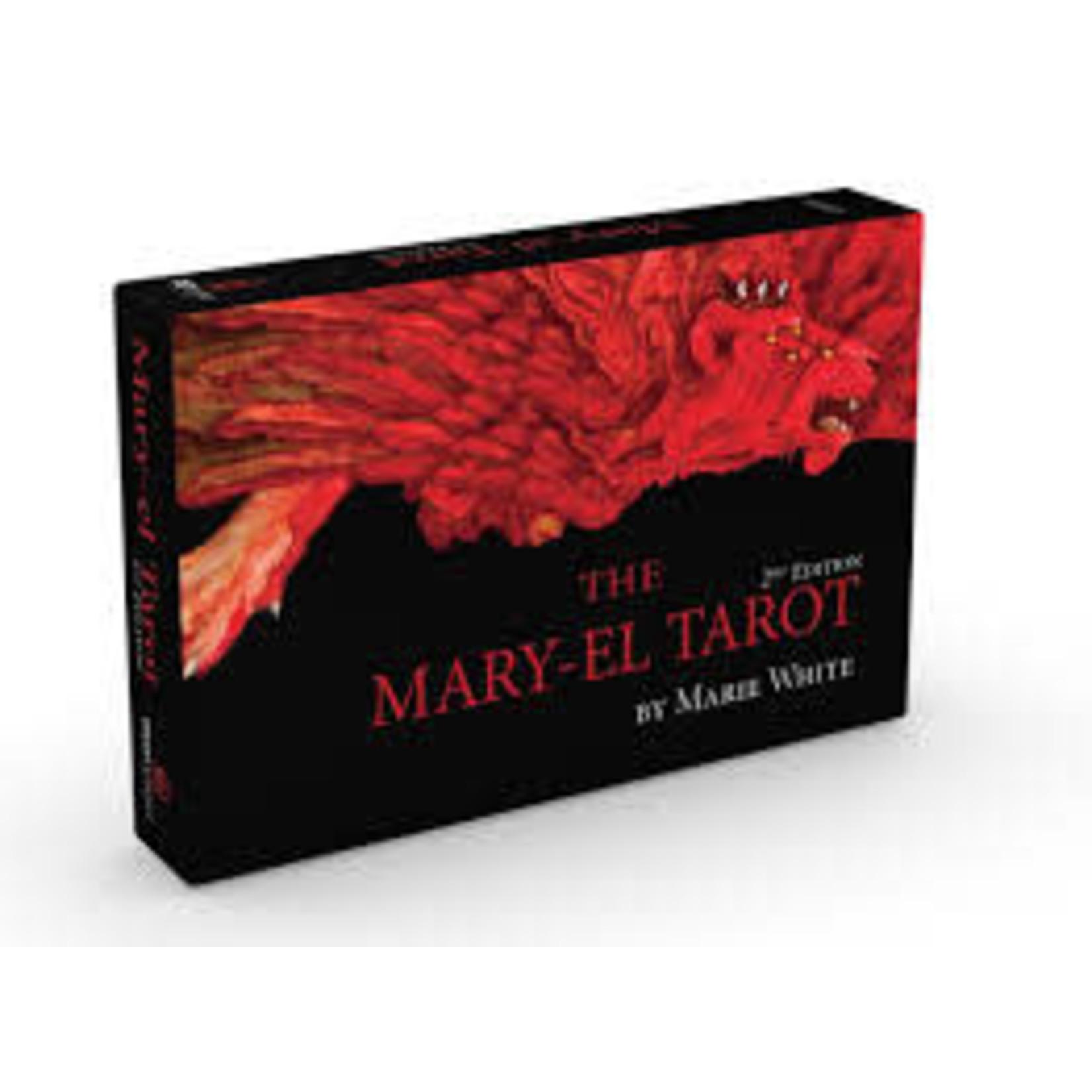 The Mary-El Tarot Book
