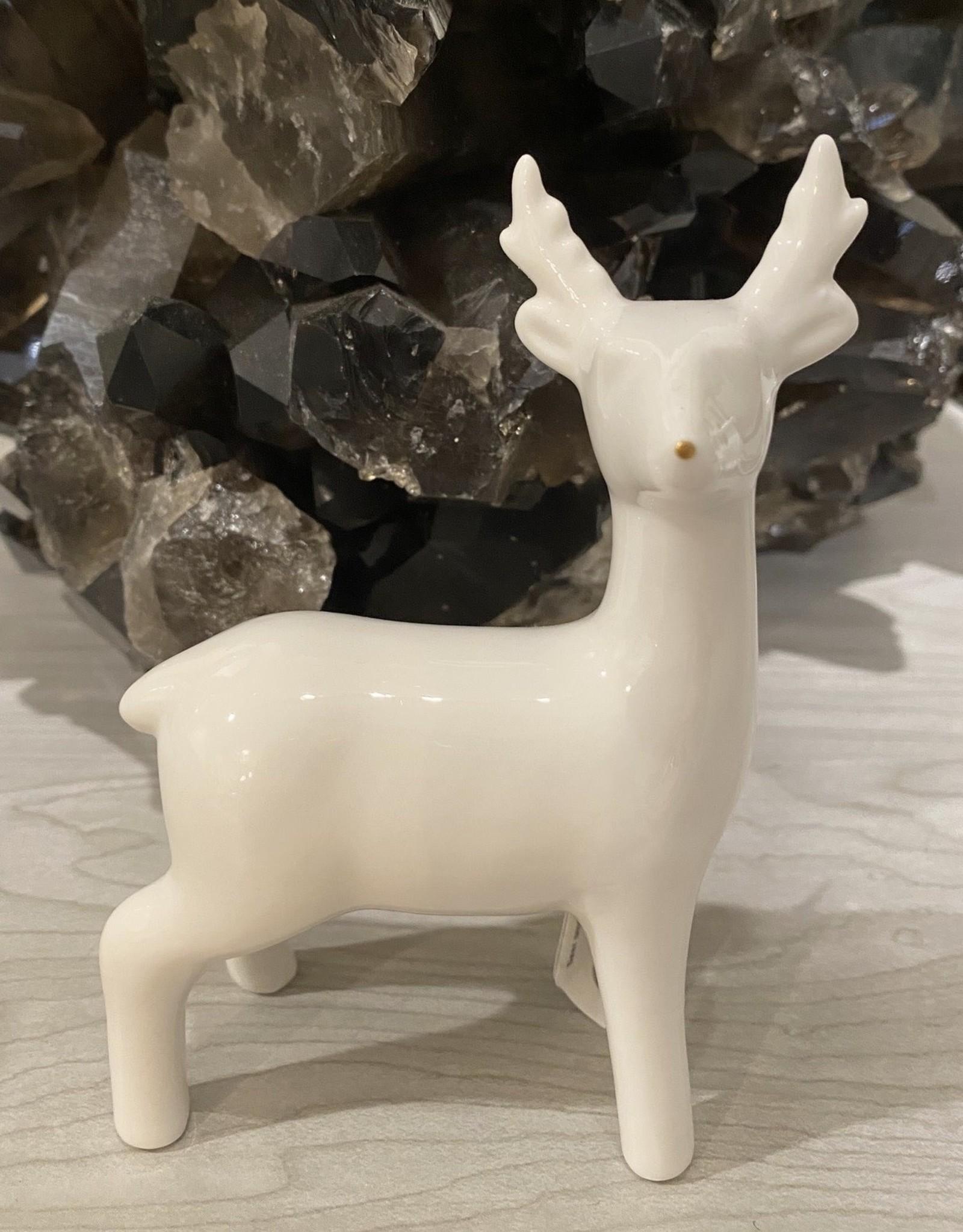 Deer small ceramic