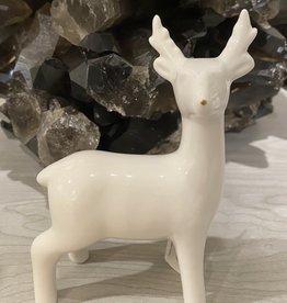 "Decorative Ceramic Deer sm  3"""