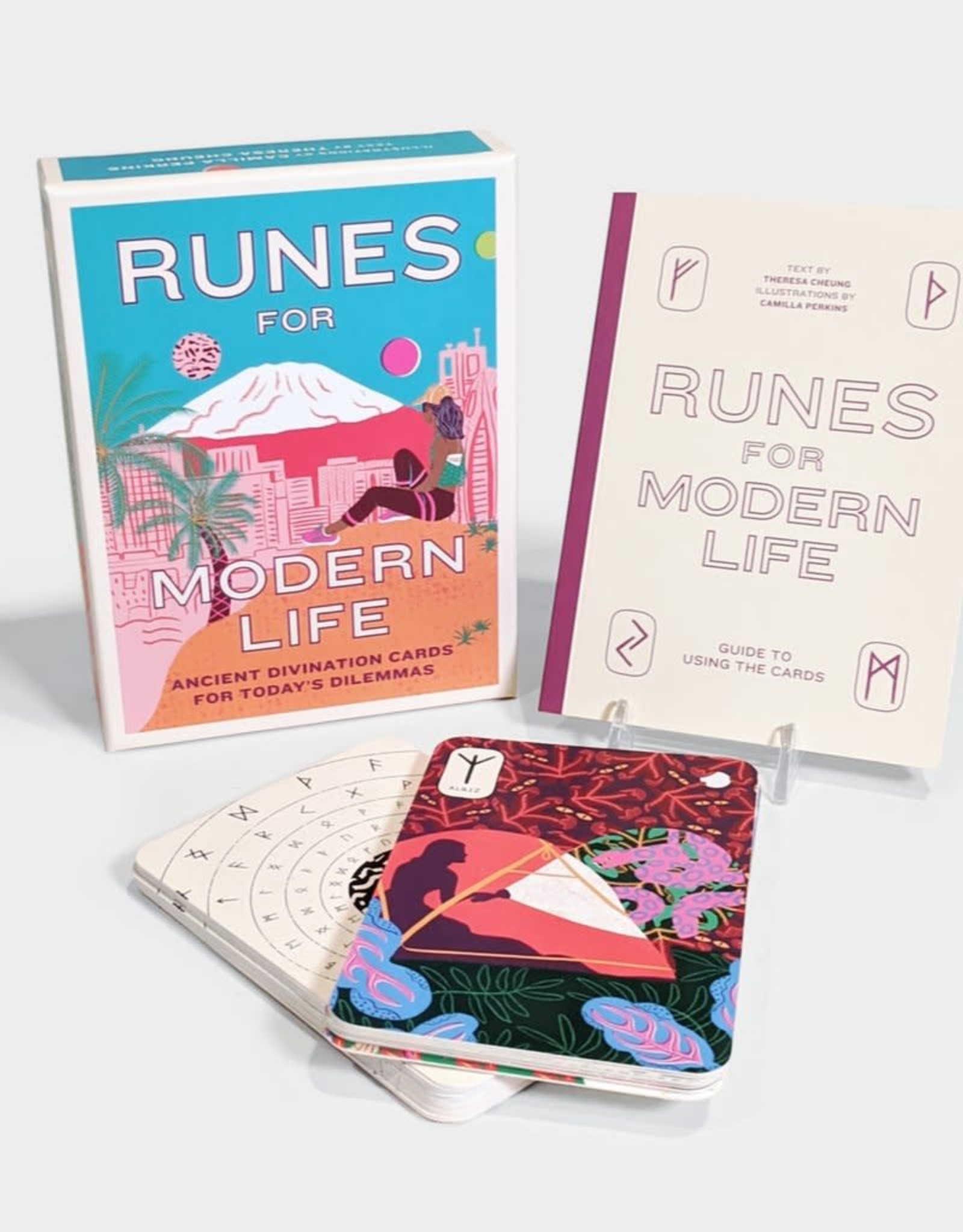 Runes for Modern Life Cards