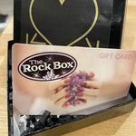 The Rock Box Gift Card