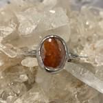 Fire Opal Ring #2