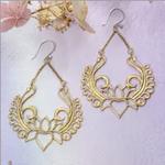 Blooming Lotus Earrings