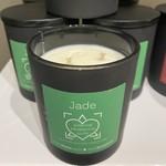 Rock Box Jade Candle