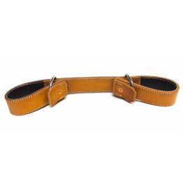 """1.5"""" Heavy Duty Leather Horse Hobble Quick Connect"""