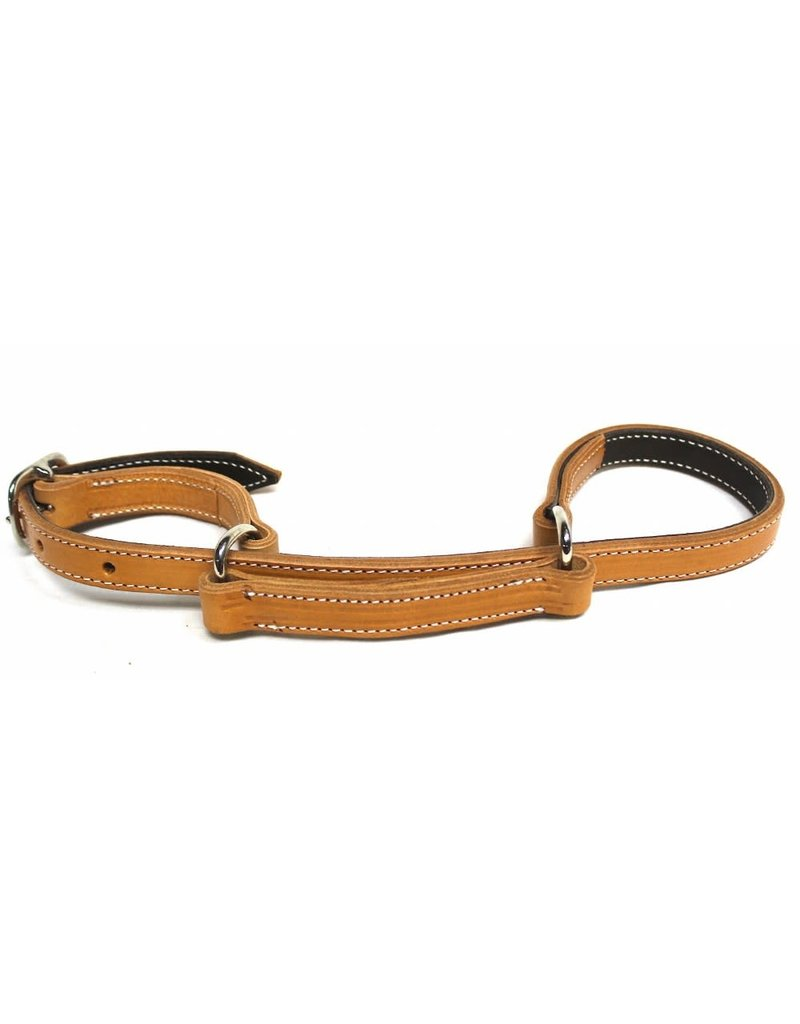 "1"" Flat Doubled Leather Hobbles Riding Horse Hobbles Western"