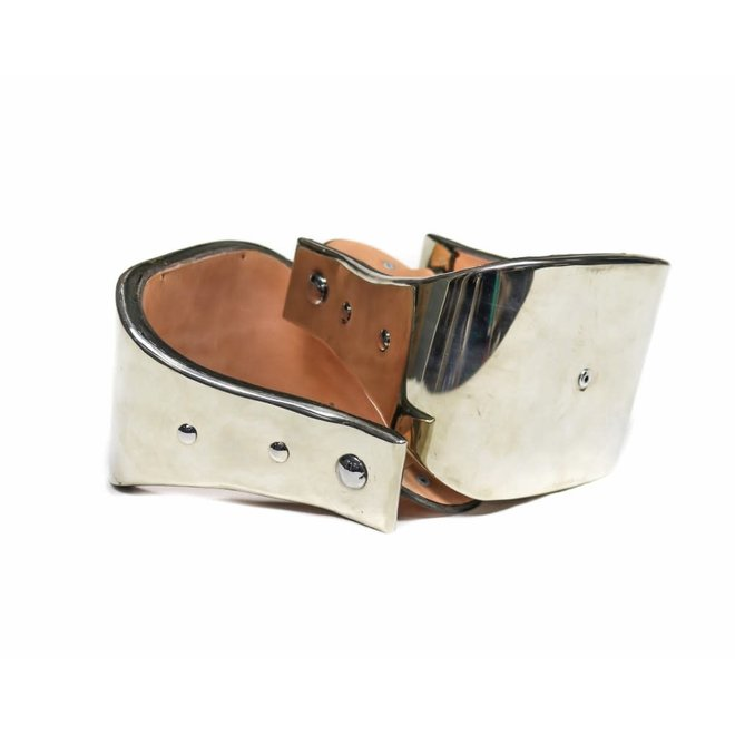 "4"" Western Aluminium/Wood Stirrups Saddle"