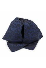 Moño Charro Diseno Azul Estapado Charro Bow Tie