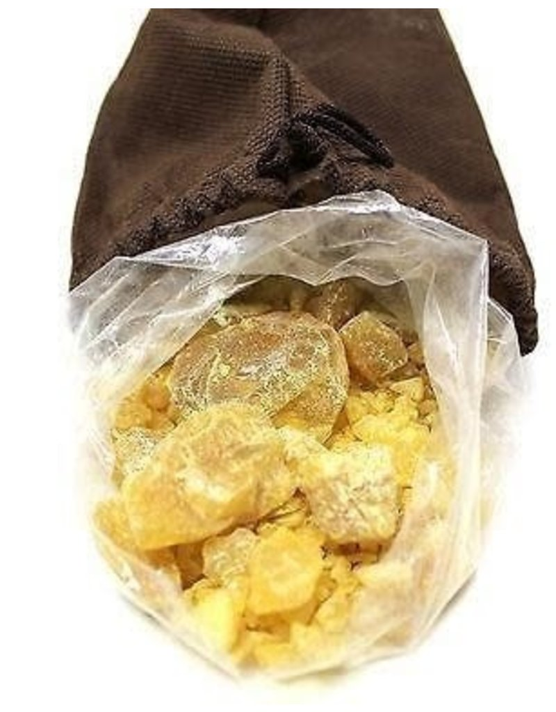 Premium Amber/Yellow Bullriding Rosin (1Lbs)