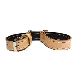 """1.5"""" Leather Horse Hobble Double Stitched"""