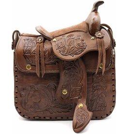 Saddles Western Saddle Cowgirl Vintage Purse