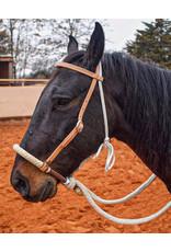 Western Horse Breaking Training Hackamore USA Made