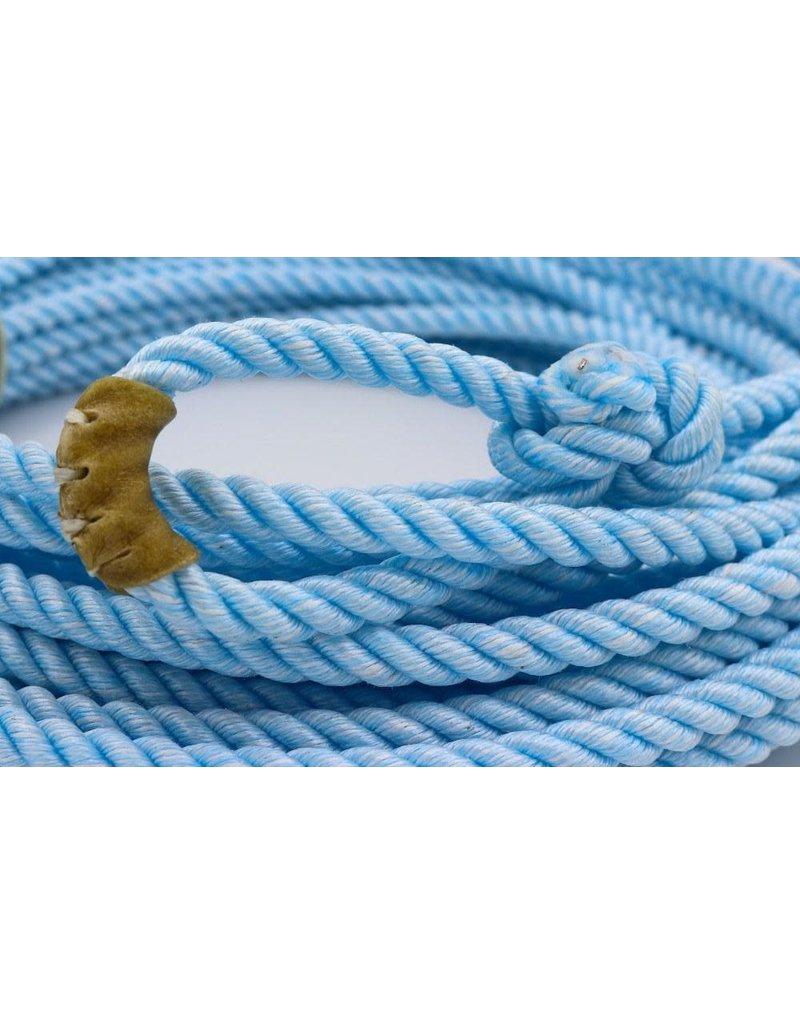 50 Ft Poly-Nylon (Soga) Blue Soga Azul Plomo Charreria