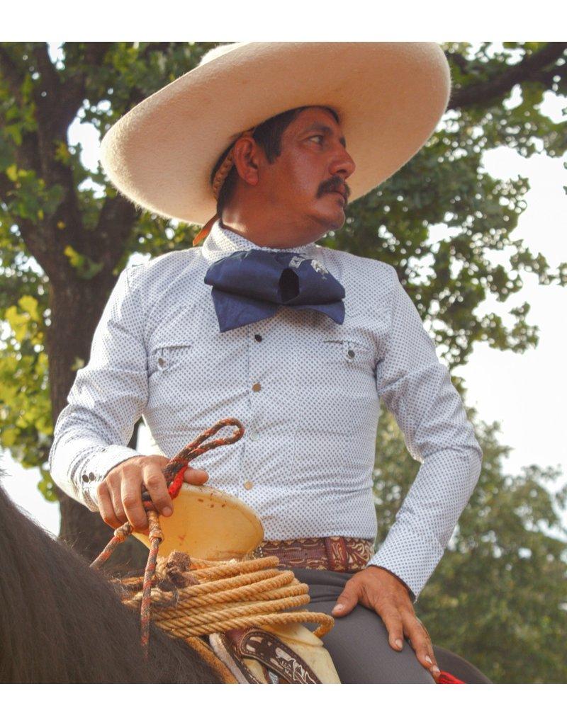 Blanca Estampada V Charros Original