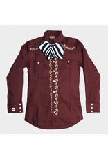 Camisa Charra Charros Original