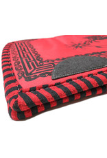 Horse Saddle Pad Red Carona Charreria Caballo
