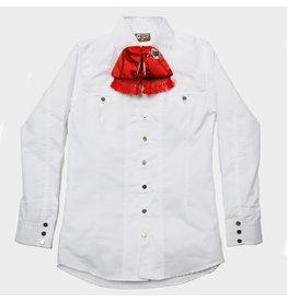 Camisa Charra Blanca