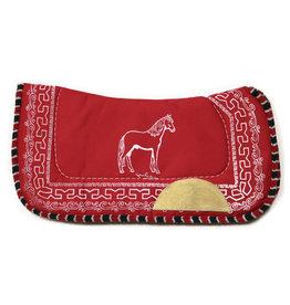 Carona De Pony Roja