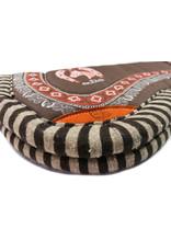Carona Charra Cola de Pato Cafe Horse Saddle Pad Brown