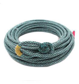 50 Ft Azul/Multi Poly-Nylon Rope Soga Azul/Multi De Plomo