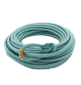 50 Ft Turquoise Poly-Nylon (Lead Core) Rope Soga de Plomo Turquesa