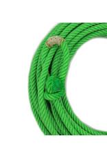60 Ft Lime Green Poly-Nylon (Lead Core) Soga de Plomo  Cowboy Lasso