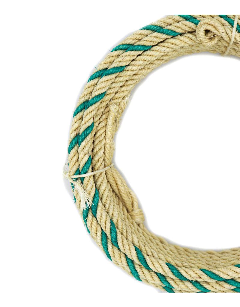 26 ft Green Ixtle Kid Rope Soga De Ixtle Verde Para Niño