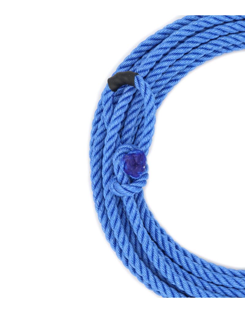 25 Ft Kids Poly-Nylon Rope Blue  Soga de Plomo Para Nino Azul