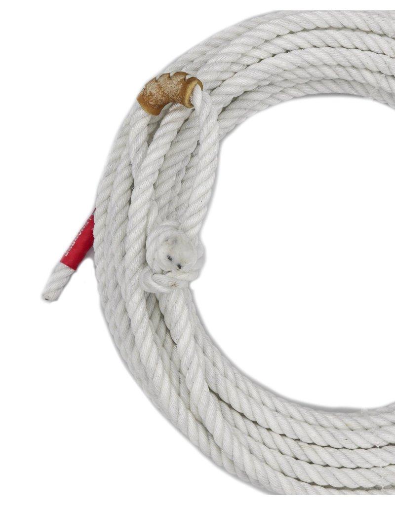 60 ft Poly - Nylon White Lead Rope Charreria Plomo