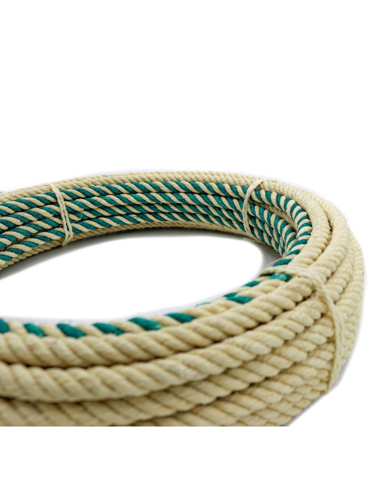 68 Ft Charro Ixtle Soga de Maguey Cowboy Lasso Rope