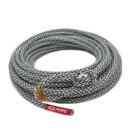 50 Ft Poly-Nylon (Soga) Lead Core Gris Black Plomo Lasso Rope