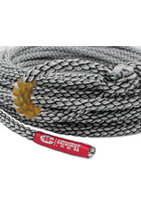 50 Ft Poly-Nylon (Soga) Lead Core Gris Black Plomo Lasso Rope