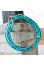 20 Ft Soft Kid Rodeo Lasso Lariat Rope With Burner