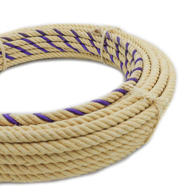 68 ft Charro Ixtle Soga de Maguey Cowboy Rope