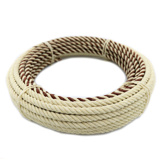 Cafe  Mexican Charro 68 Foot Ixtle Maguey Soga Rope Lasso