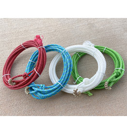Set Of 4 Kids Ropes Soft Kid Rodeo Lasso Lariat With Burner