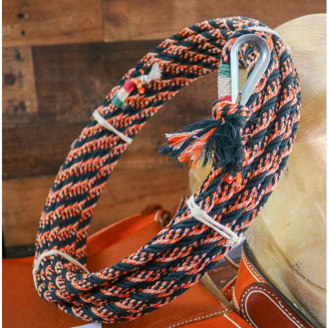68 FT. Cotton Rope Lasso Metal Burner Soga CharraAdulto Hondilla Metal