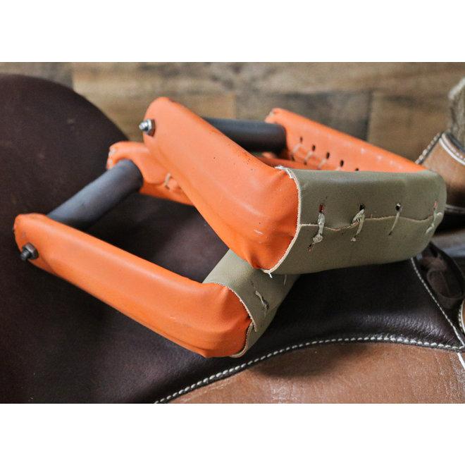 Charro Estribos Para Montura Charra Horse Saddle Stirrups