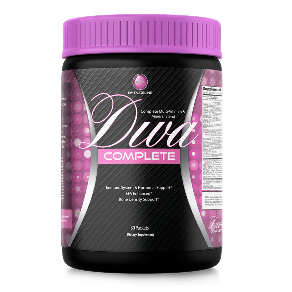 Pureline PureLine Diva Vitamin Pack