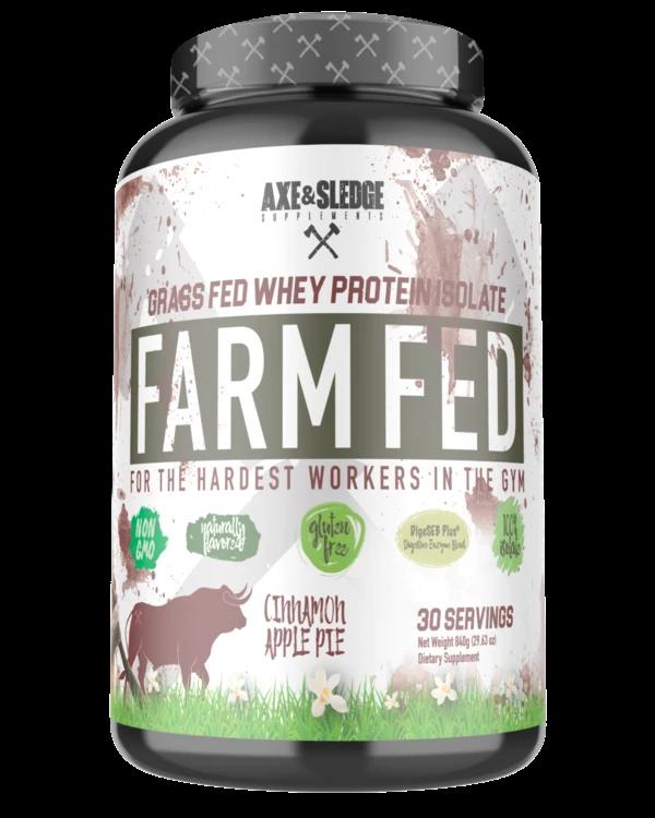 Axe & Sledge Axe & Sledge Farm Fed