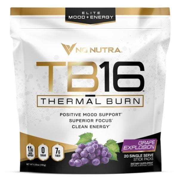 NG Nutra NG Nutra TB16 – Thermal Burn 20 Serving Bags
