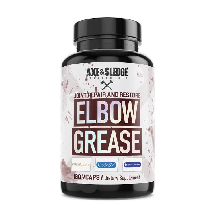 Axe & Sledge Axe & Sledge Elbow Grease
